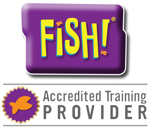 Fish Philosophy accredited training provider