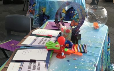 FISH! Experience and the National Childcare Quality Standards