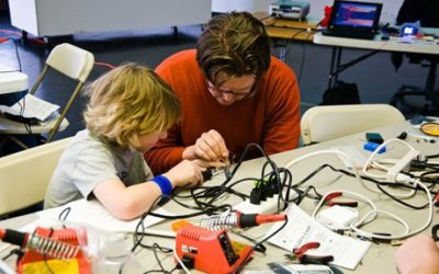 Why Makerspaces in Schools?