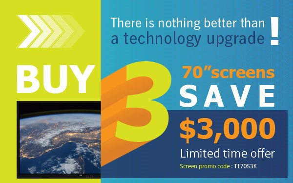 Upgrade your Technology. Term 1 offer Victoria 2018