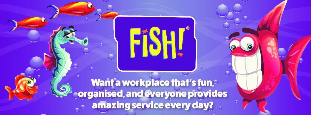 FISH! Experience for Educators- workshop dates announced.