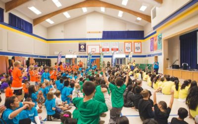 How Being Part of a 'House' Within a School Helps Students Gain A Sense of Belonging
