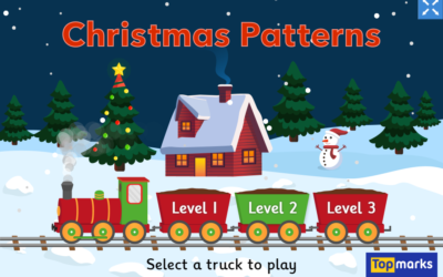 Christmas Interactive Whiteboard activities