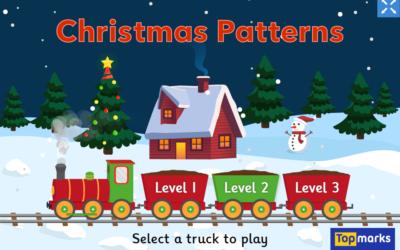 Christmas Interactive Whiteboard activities
